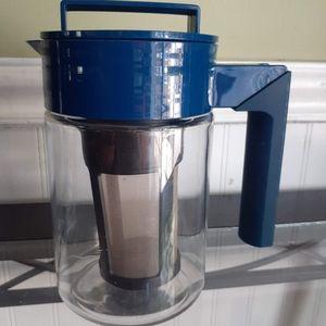 Teavana tea pitcher
